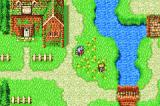 Final Fantasy I & II: Dawn of Souls Game Boy Advance Another town (FF2)