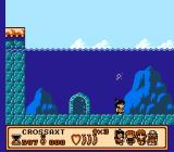 Banana Prince NES Underwater level