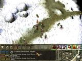 Icewind Dale II Windows Fighting with orcs