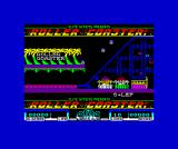 Roller Coaster ZX Spectrum Title screen