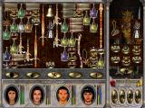 Might and Magic VI: The Mandate of Heaven Windows The inventory screen can get a bit crowded at times