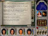 Might and Magic VI: The Mandate of Heaven Windows Your journal records all sorts of helpful info