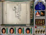 Might and Magic VI: The Mandate of Heaven Windows And has a full-fledged automap
