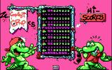 The Cool Croc Twins DOS Highscore table