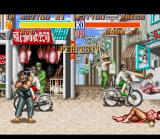 "Street Fighter II SNES Win a round with full health for ""PERFECT"" is great!"