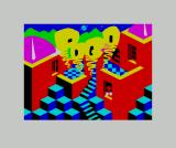 Pogo ZX Spectrum Loading screen