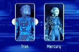 TRON 2.0: Killer App Game Boy Advance Choose your character, each has different levels and story