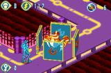 TRON 2.0: Killer App Game Boy Advance A firewall blocks the path!