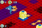 TRON 2.0: Killer App Game Boy Advance Datacubes can hold energy, chips or weapon powerups