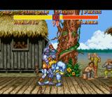 Street Fighter II SNES Imagine the big migraine that Blanka can be feeling now...