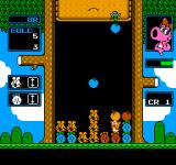 Wario's Woods NES One of the easier levels