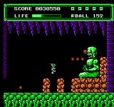 Xexyz NES Boss Fight