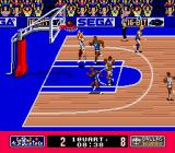 Pat Riley Basketball Genesis This one's in the hoop though