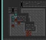 Just Breed NES In a dungeon only your generals are fighting. It's too cramped to take all troops with you