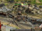 Soldiers: Heroes of World War II Windows Artillery is a potent force, and the visual rewards due to big explosions in this game are spectacular.