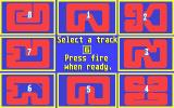 Radio Controlled Racer Atari ST Track selection