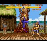 Street Fighter II Turbo SNES Hurricane Kick: make the enemy to suffer again with this audacious move!