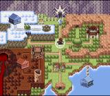 Firestriker SNES The world map