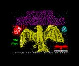 Star Firebirds ZX Spectrum Loading picture