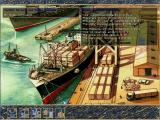 Ocean Trader DOS Trade Screen
