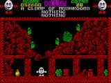 Treasure Island Dizzy ZX Spectrum With the mine now cleared it is possible to get to the bag of gold
