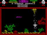 Treasure Island Dizzy ZX Spectrum Bubbles will appear here if you use the correct item