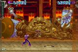 Turok: Evolution Game Boy Advance Facing a boss probably inspired by a mix of Jabba the Hutt + Muk... :-/