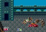 Golden Axe II Genesis Quick get on that fire breathing dragon!