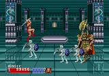 Golden Axe II Genesis Jumping slam attack