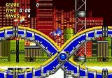 Sonic the Hedgehog 2 Genesis The chemical plant level