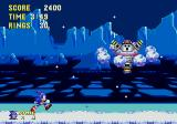Sonic the Hedgehog 3 Genesis The graphics are some of the best on the Megadrive