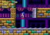 Sonic the Hedgehog 3 Genesis Like the mystic cave level in Sonic 2