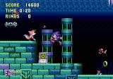 Sonic the Hedgehog 3 Genesis Quick get some air!