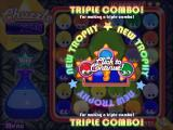 Chuzzle Deluxe Windows My first trophy - for making a triple combo