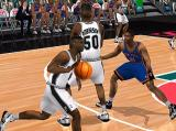 NBA Live 2000 Windows Robinson sets the screen