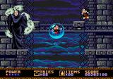 Castle of Illusion starring Mickey Mouse Genesis Minnie mouse is trapped in a bubble