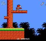 Big Nose the Caveman NES I always liked climbing trees...