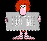 Big Nose the Caveman NES High scores