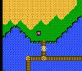 Bikkuriman World: Gekitō Sei Senshi NES Can't cross the bridge for now