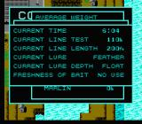 The Blue Marlin NES General stats