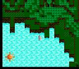 The Blue Marlin NES Forest scenery