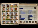 S2: Silent Storm Windows Selecting a team from 20 available soldiers (Allied campaign).