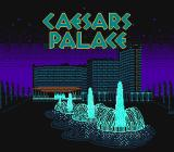 Caesars Palace NES Title screen