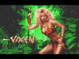 Vixen Atari ST Title screen