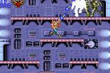 Contra Advance: The Alien Wars EX Game Boy Advance When possible, attack the enemies of a place where they don't see it.
