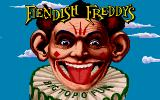 Fiendish Freddy's Big Top O' Fun DOS Intro