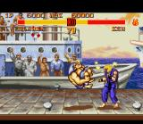Street Fighter II Turbo SNES The best opportunity to hit (or defeat) an enemy is when he (or she) is fainted.