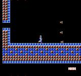 Thexder NES The beginning location