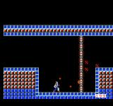 Thexder NES Blasting a barrier