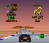 "Top Gear 2 SNES You can get nitro on some tracks, only find some squares with a ""N"" in the center and pass over it."